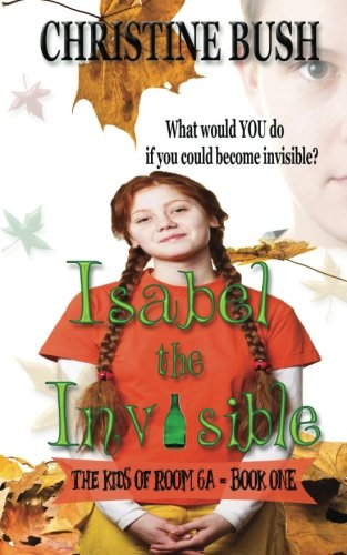 book cover of Isabel the Invisible