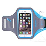 "Triomph Sports Running Armband for iPhone 6 6S iPhone 7 5"" Samsung GalaxyS6"