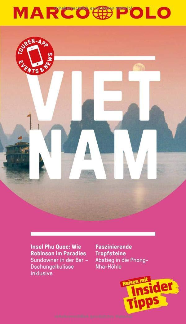 78c4e63eec MARCO POLO Reiseführer Vietnam: Reisen mit Insider-Tipps. Inklusive  kostenloser Touren-App & Update-Service (German) Paperback – February 1,  2019