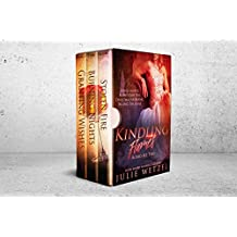 Kindling Flames Boxed Set (Books 4-5 and Granting Wishes): Paranormal Romance Series, Vampires, Shifters, and More. (Kindling Flames Series Book 2)