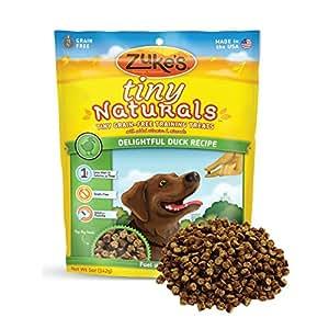 Amazon.com : Zukes Tiny Naturals Delightful Duck Recipe