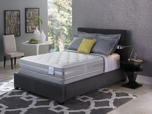 Serta Perfect Sleeper Canyon Ridge Cal King Plush Mattress