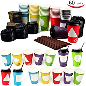 On The Go Coffee Cups