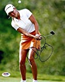 Natalie Gulbis Signed Picture - 8x10 #U78154 - PSA/DNA Certified - Autographed Golf Photos