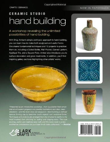 Ceramic Studio: Hand Building