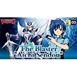 UNIT CFV G - The Blaster Aichi Sendou Legend Deck 3