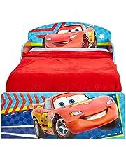 Disney Cars Kinderbed met opbergruimte