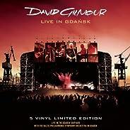 David Gilnour - Live In Gdansk [Disco de Vinil]
