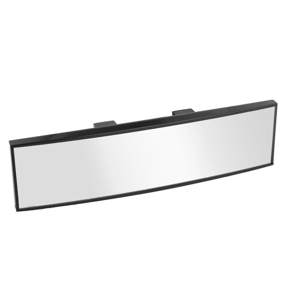 Espejo retrovisor del coche - TOOGOO(R)260 mm ancho Clip interior curvado en Espejo retrovisor del coche Universal 65mm LEPACA2966