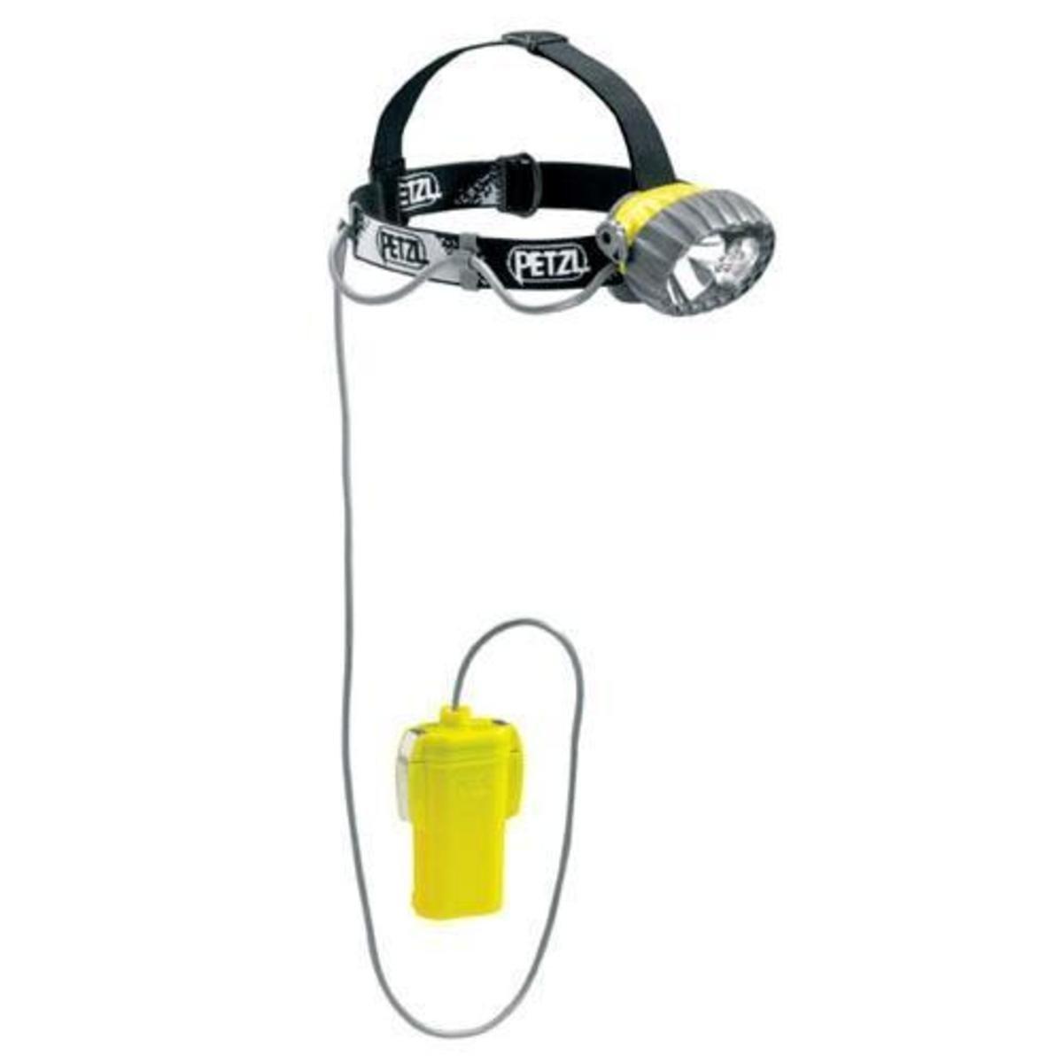Petzl DUOBELT LED 5 headlamp