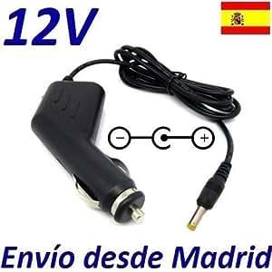 Cargador Mechero Coche 12V Reproductor DVD BUSH PDVD-312