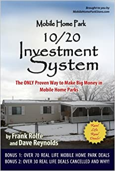 Mobile Home Park 10 20 Investment System