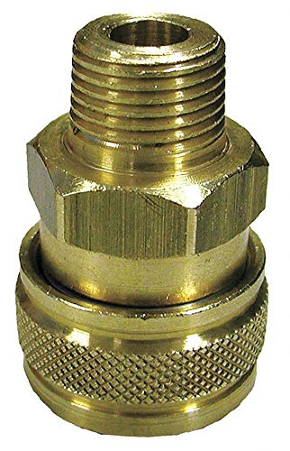 Ball Quick Coupler, 12 gpm, 4000 psi - pack of 5