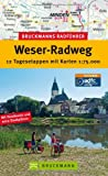 Radführer Weser-Radweg (Bruckmanns Radführer)