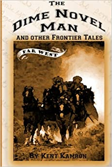 Book The Dime Novel Man