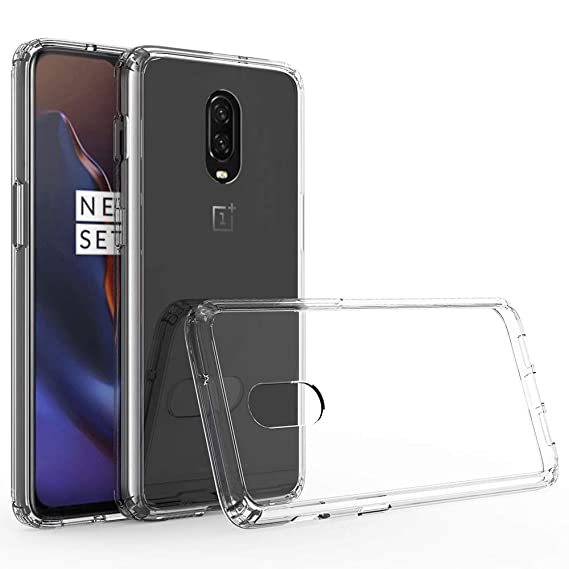 Amazon.com: Yersan OnePlus 6T Funda, Slim Clear Cover ...