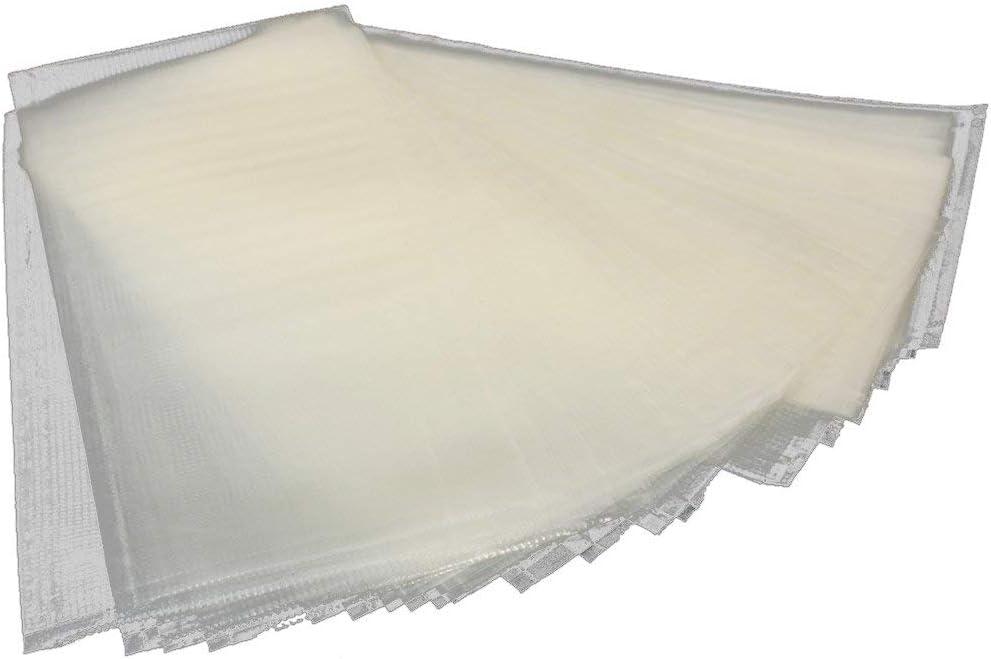 Guajave 250pcs Pva Beutel f/ür Karpfenangeln Wasser Aufl/ösende Karpfenangeln Material