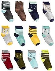 Simple Joys by Carter's baby-boys 12-Pack Sock Crew