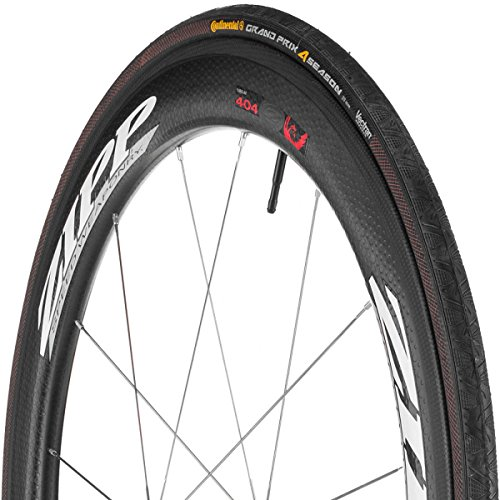 (Continental Grand Prix 4 All Season Tire Clincher Black Duraskin 700c x 28mm)
