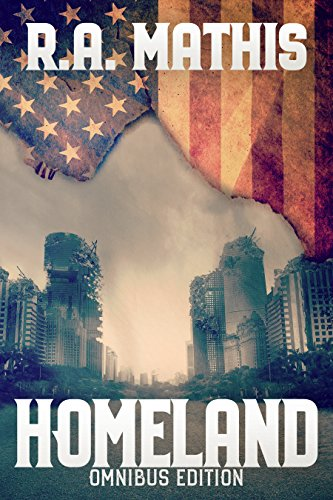 HOMELAND: Onmibus Edition by [Mathis, R.A.]