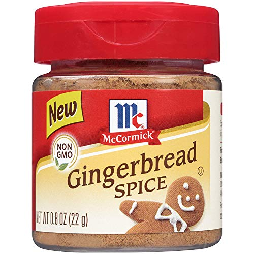 - McCormick Gingerbread Spice, 0.8 OZ