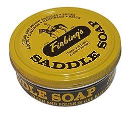 Fiebing\'s Yellow Saddle Soap, 12 Oz.