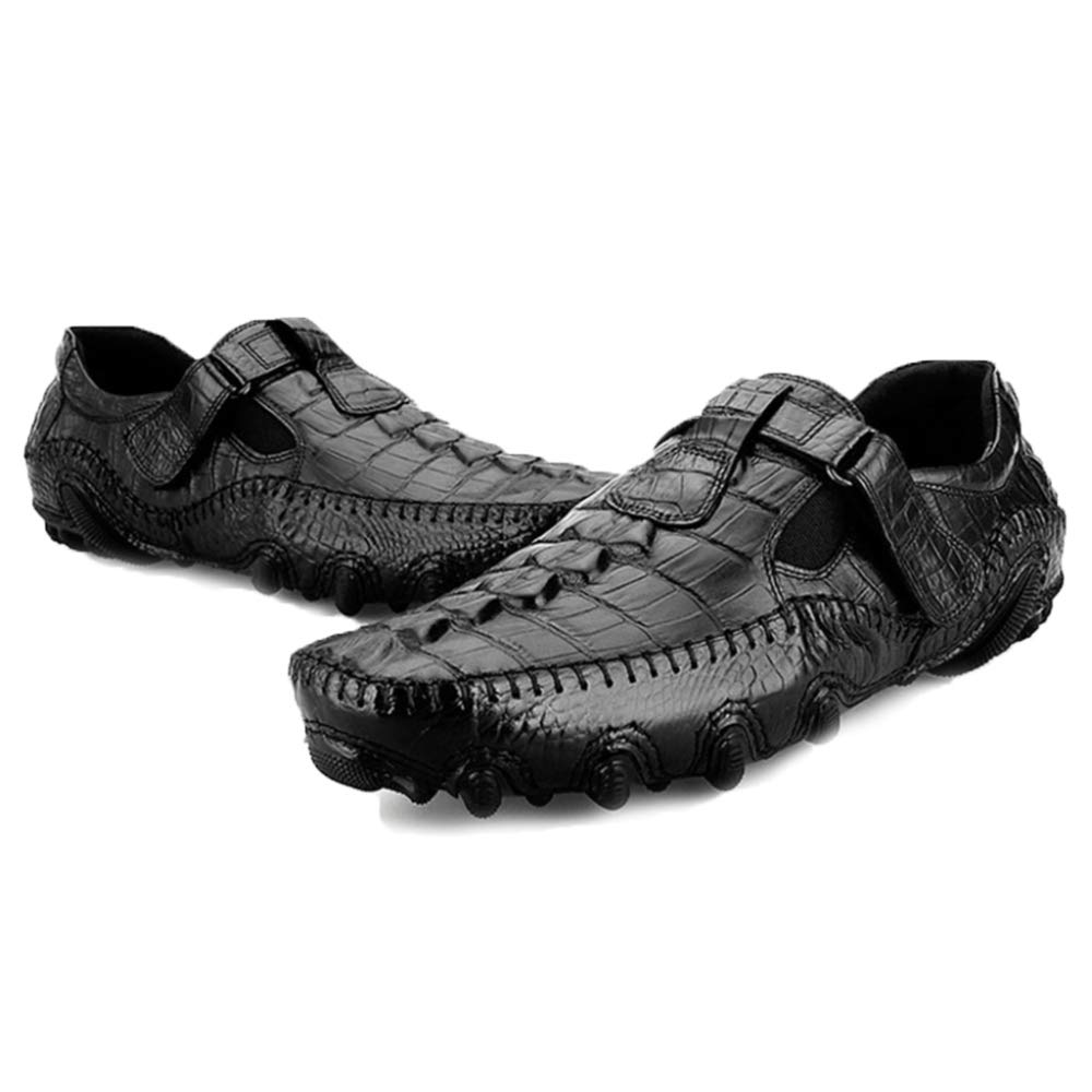 DAN Herrenschuhe Müßiggänger Flache Schuhe Herbst Und Winter Leder Kleid Schuhe Mode Freizeitschuhe Reisen Bequeme Schuhe Outdoor
