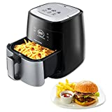 PAXCESS PA-AF001, Air Fryer, Black
