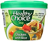 Healthy Choice Chicken with Rice Soup Microcup, 14 oz