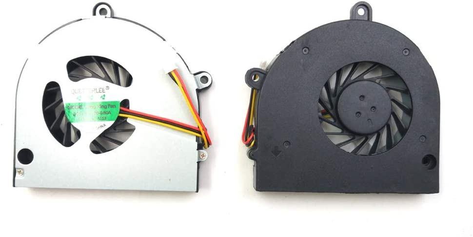 Lph Replacement CPU Fan for Toshiba Satellite P755 P755-S5120 P755-S5182 P755-S5215 P755-S5262 P755-S5263 P755-S5265 P755-S5269 P755-S5320 P755-S5382 P755-S5387 P755-S5390 P755-S5393 P755-S5395 P755D