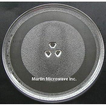 Amazon.com: Whirlpool mh6150 X MS1 Plato Microondas de ...