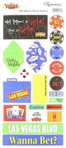 Reminisce It's Vegas Baby, Icon Sticker