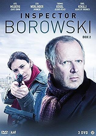 Tatort In Kiel Borowski Und Der Brennende Mann Der Engel Das