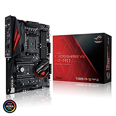 ASUS Strix Gaming AMD Ryzen 2 AM4 DDR4 DP HDMI M.2 ATX Motherboard