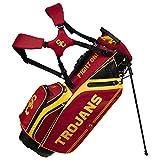 USC Trojans Caddie Carry Hybrid Golf Bag