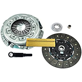 EF HD CLUTCH KIT fits 86-96 NISSAN PICKUP D21 87-89 300ZX TURBO PATHFINDER 3.0L