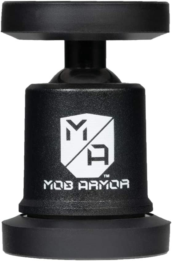 Mob Armor MOBN-PRO-BLK MobNetic Pro 90,Universal Holder for iPhone & Android