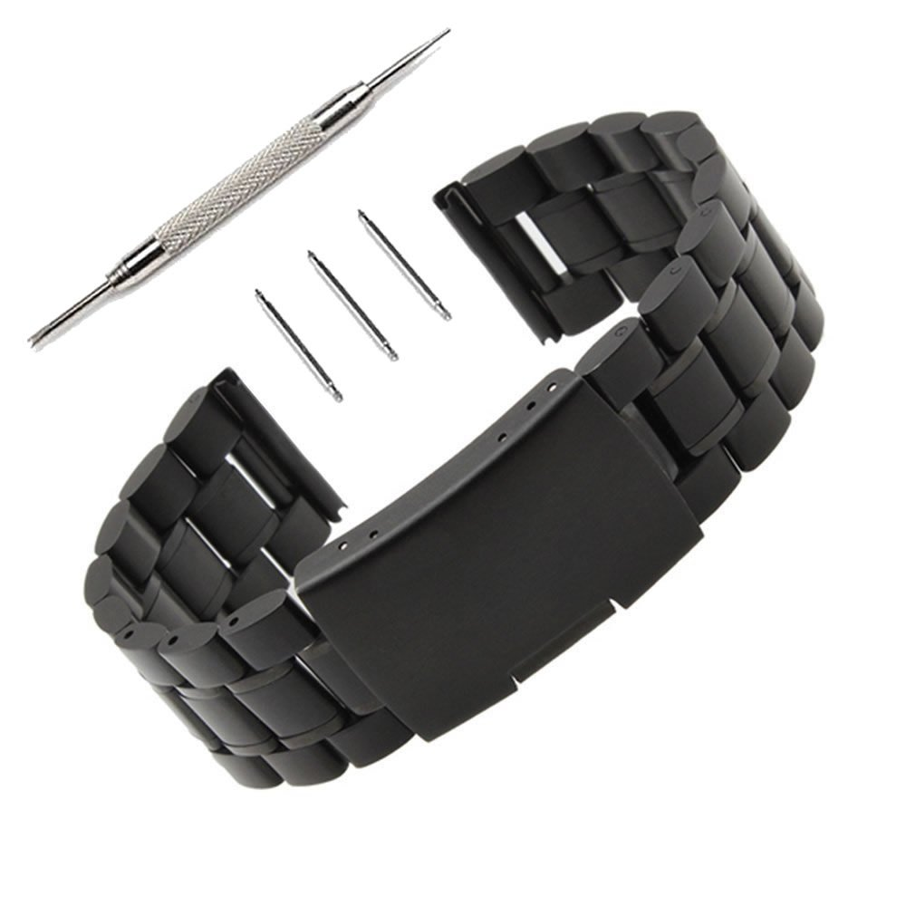 Amazon.com: Pinhen Moto 360 Watch Band Quick-Release ...