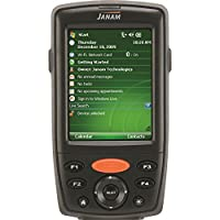 Janam XM66W-0NAKBV00 Rugged Mobile Co MPuter, XM66, WLAN 802.11A/B/G, Bluetooth, Windows Embedded Handheld 6.5, 256 MB Memory