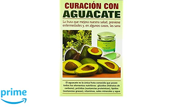 Curacion con Aguacate (Spanish Edition): Viman: 9789689120452: Amazon.com: Books