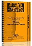 Allis Chalmers B-112 Lawn & Garden + Equip. Service Manual