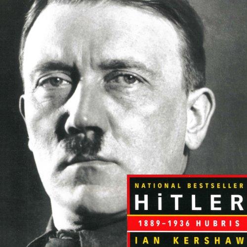 Hitler 1889-1936: Hubris cover