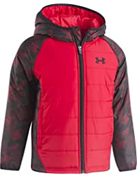 Under Armour boys Utility Werewolf Puffer Jacket