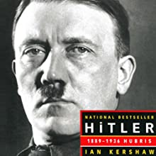 Hitler 1889-1936: Hubris Audiobook by Ian Kershaw Narrated by Graeme Malcolm
