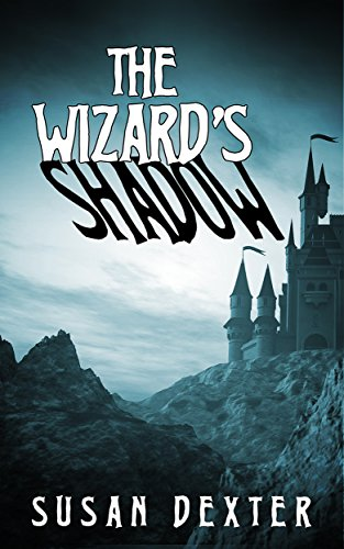 book cover of The Wizard\'s Shadow