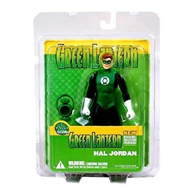 Green Lantern: Classic Hal Jordan Action Figure: Toys & Games