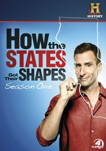 How the States Got Their Shapes: Season 1 (4PC)