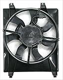 OE Replacement Hyundai Santa FE Radiator Cooling
