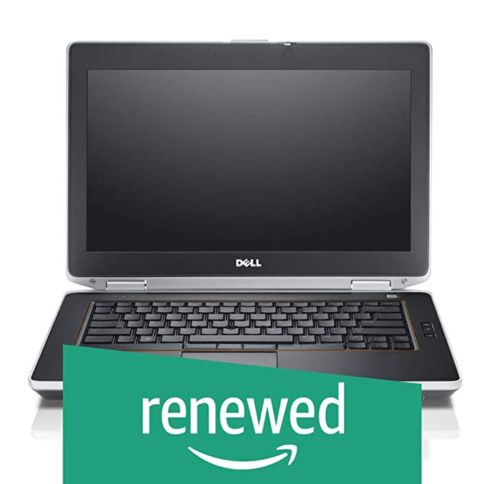 (Renewed) Dell Latitude E6430 14-inch Laptop (3rd Gen Core i5 3340M/4GB/250GB/Windows 7 OEM COA/Integrated Graphics), Greyish Silver [Discontinued by Manufacturer] Laptops at amazon