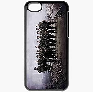 diy phone casePersonalized iphone 4/4s Cell phone Case/Cover Skin Band of brothers cast movies tv series Blackdiy phone case